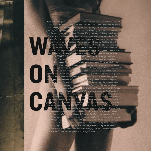Waves on Canvas Cover